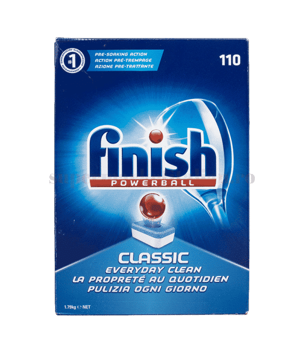 Finish PowerBall Clasik 110 front