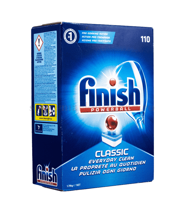 Finish PowerBall Clasik 110 front ISO