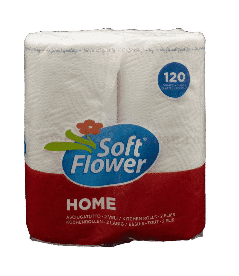 Soft Flower Home 120 front