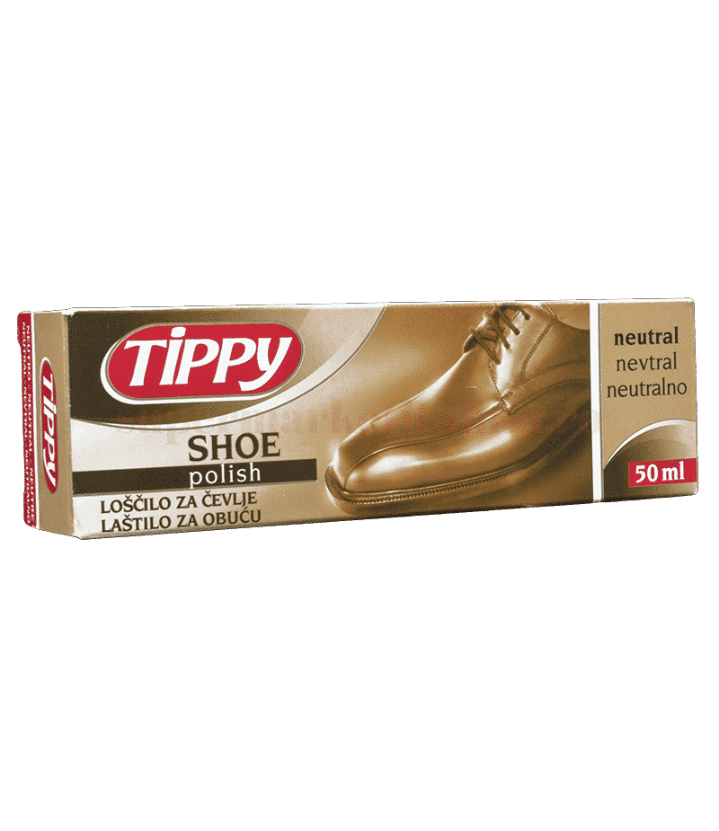tippy show polish neutral front