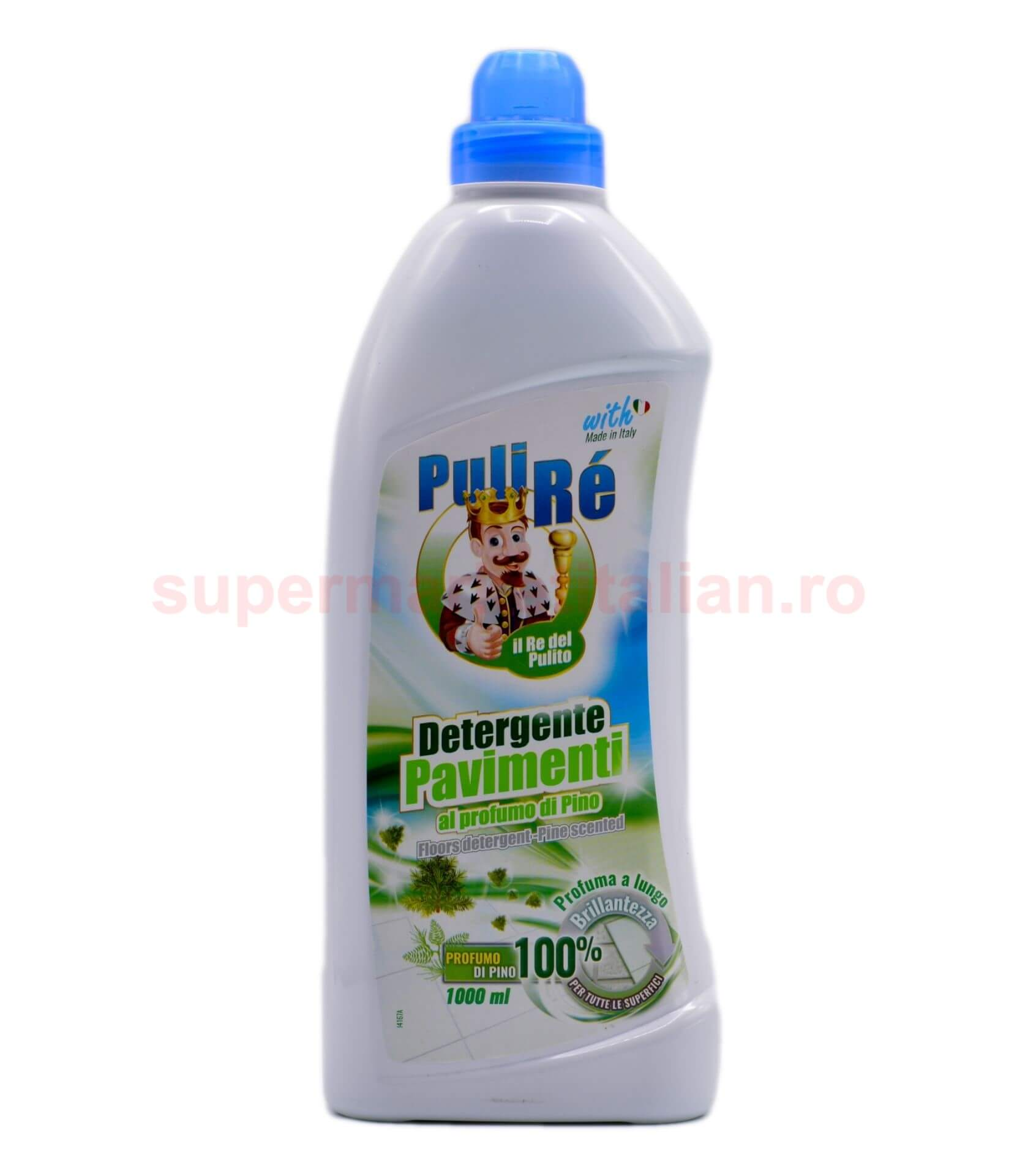 Detergent de pardoseli Puli Re cu pin 1000 ml 8054633836392 1