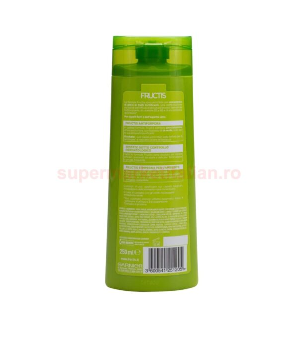 Sampon Garnier Fructis Fortificant Anti Matreata 250 ml 3600541251205 2