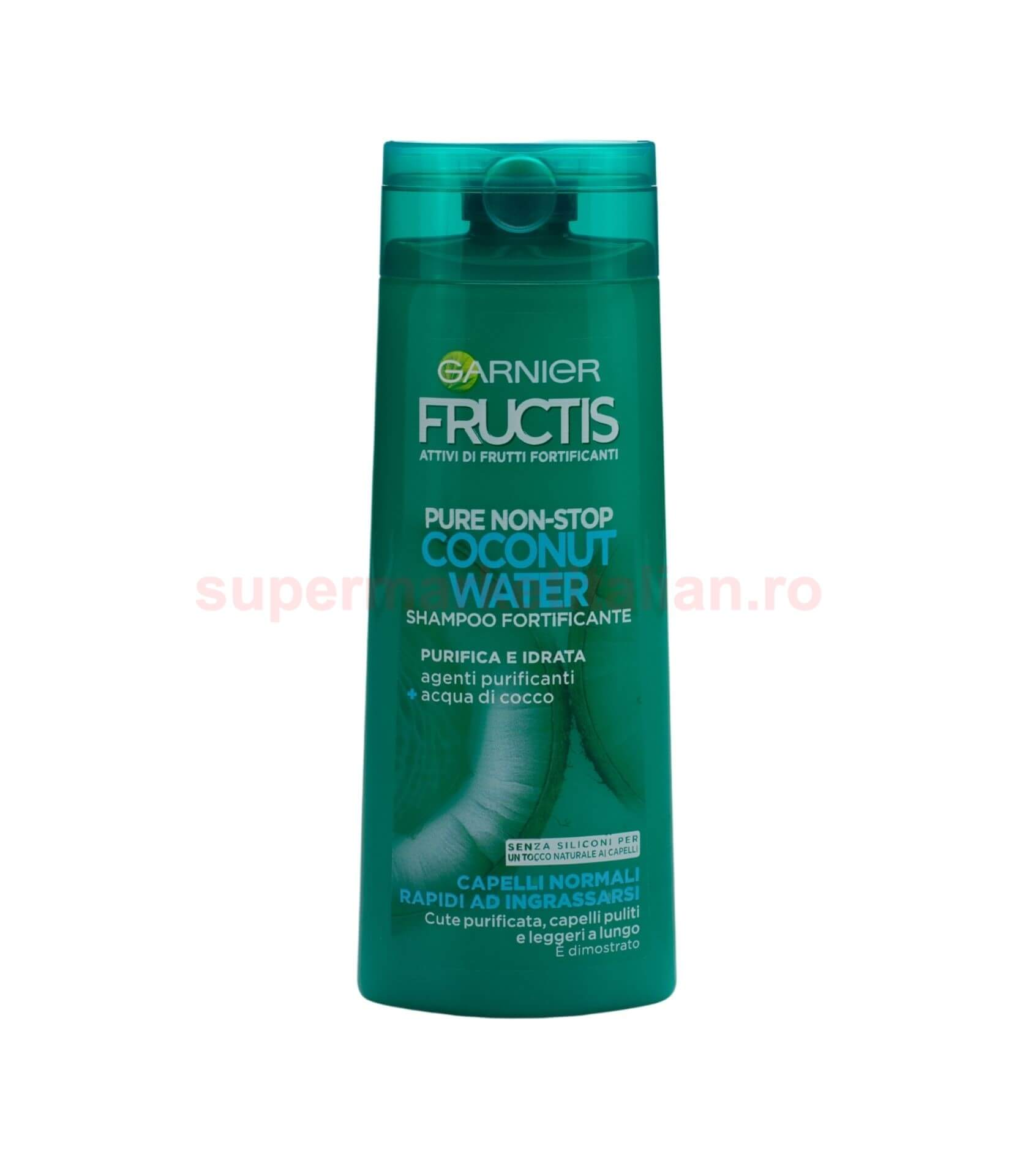 Sampon Garnier Fructis Fortificant Pure Non Stop Coconut Water 250 ml 3600541251526 1