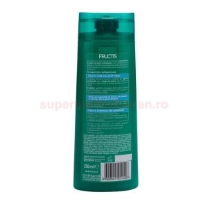Sampon Garnier Fructis Fortificant Pure Non Stop Coconut Water 250 ml 3600541251526 2