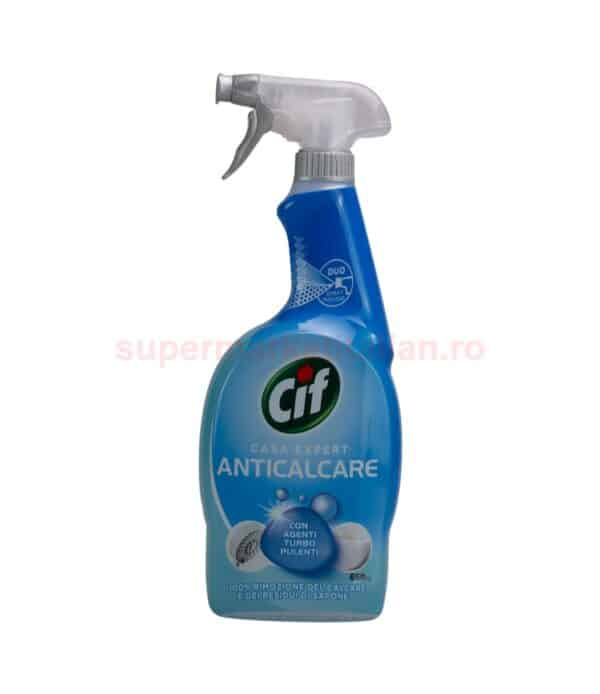 Degresant spray anti calcar Cif Casa Expert 650 ml 8710447474624 1